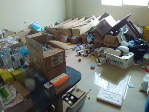 earthquake aftermath 3